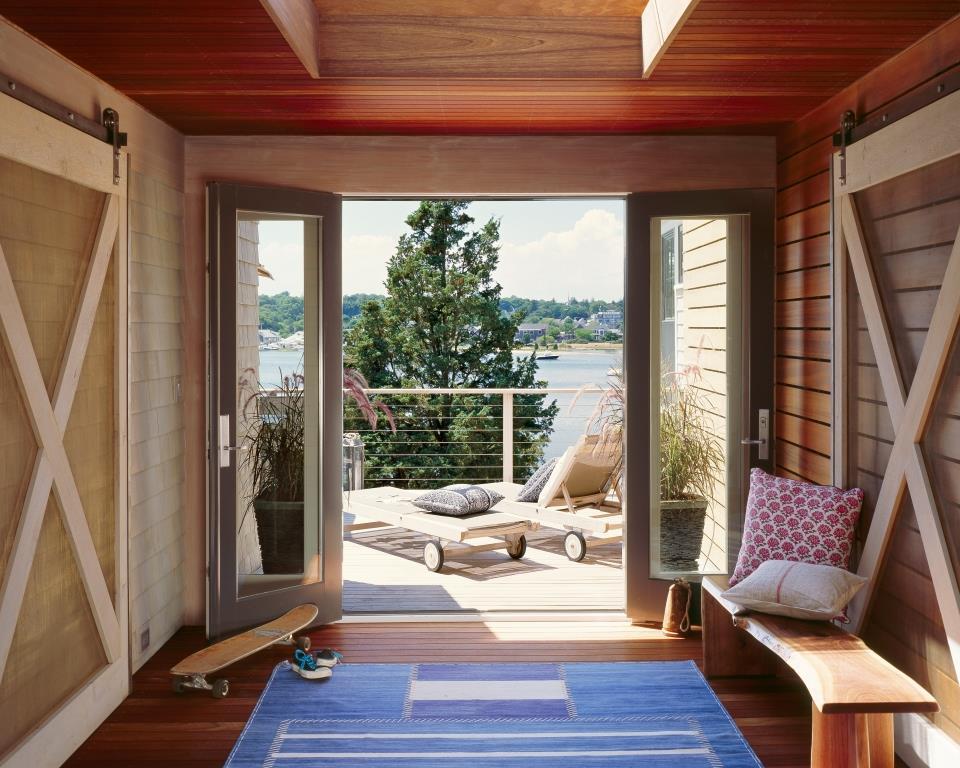 Ocean View Sliding Doors