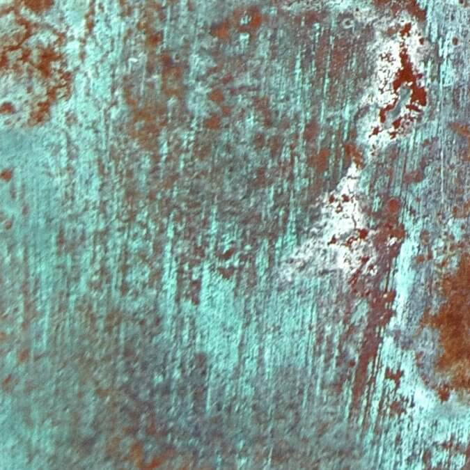 Hawaii Patina