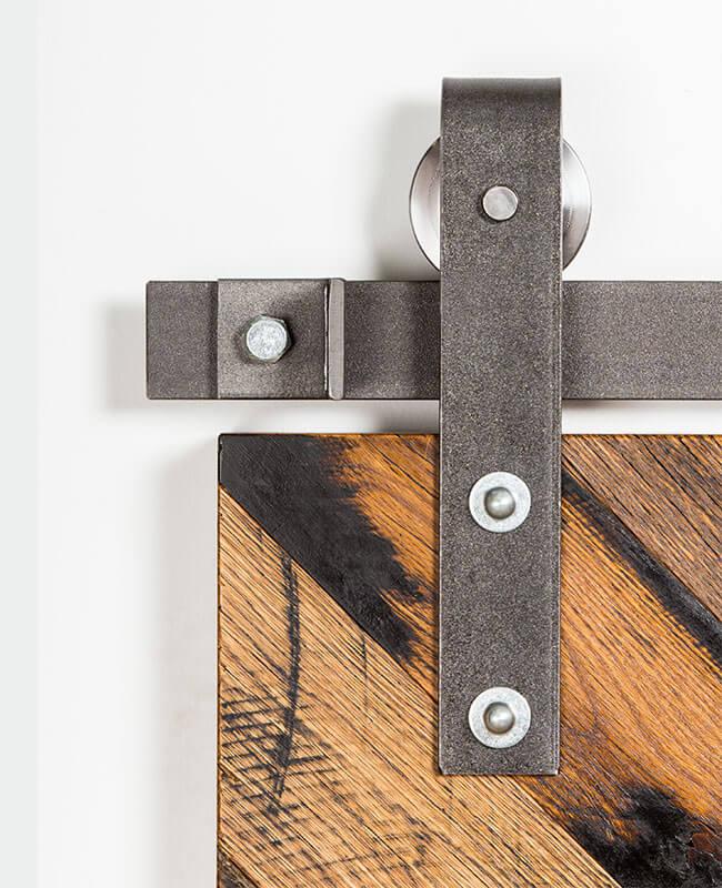 Flat track hanger styles leatherneck for Track hanger